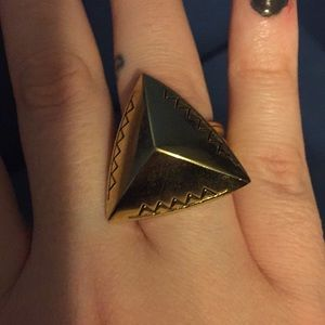 Brand new house of harlow ring!